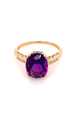 Oval Mixed Cut Amethyst product image