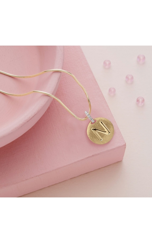 Initial N - 10k Gold product image