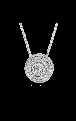 Illusion Set Diamond Pendant product image