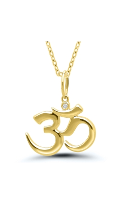 Aum - 10k Yellow Gold product image