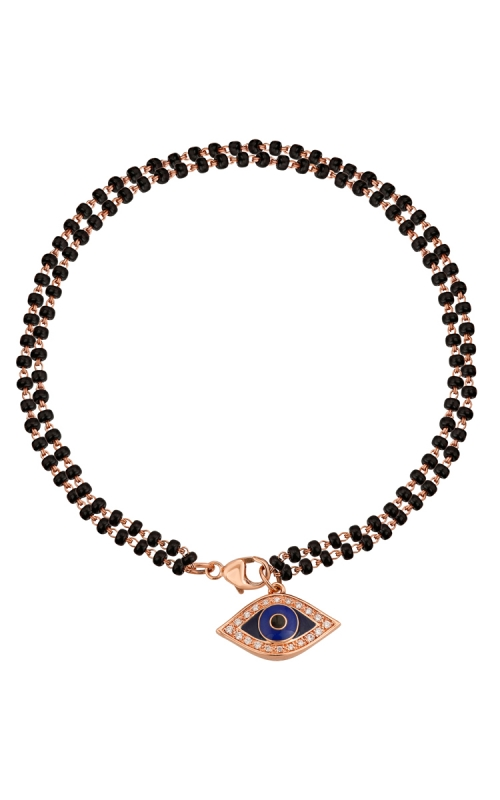 Dangling Evil Eye Bracelet product image