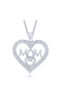 Mom With Two Hearts product image