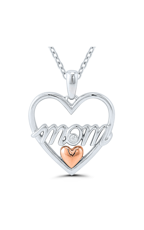 Heart with rose gold heart product image