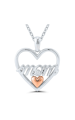 Mom with a heart of rose gold product image