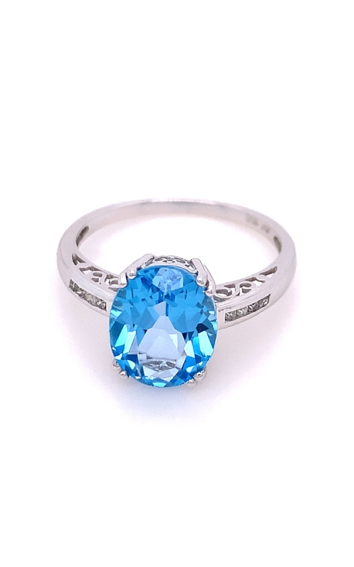 Oval Mixed Cut Topaz product image