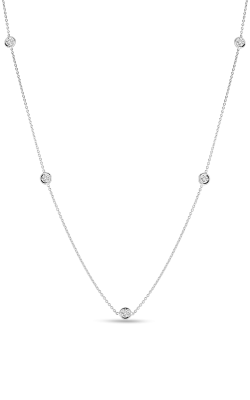 Roberto Coin Diamonds By The Inch Necklace 001316AWCHD0 product image