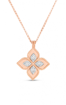 Roberto Coin Diamond & Semi-Precious Gemstone Necklace 8882754AHCHX product image