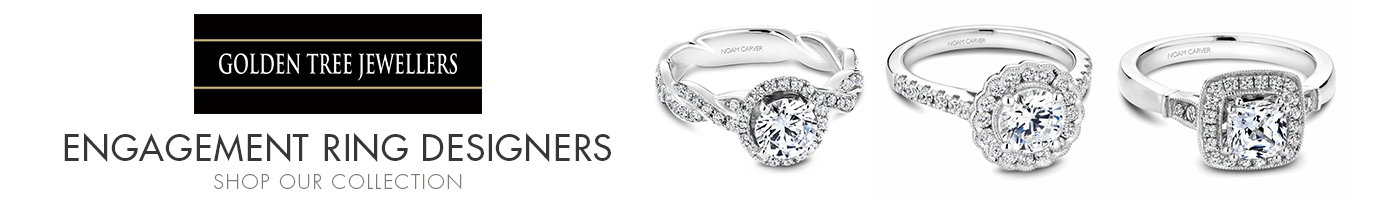 Engagement Ring Designers at Golden Tree Jewellers