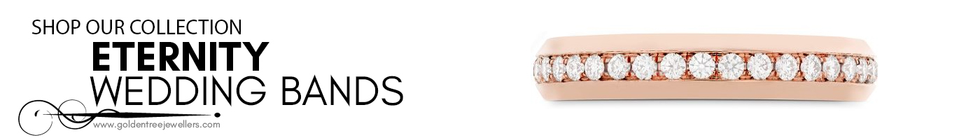 eternity wedding bands ta golden tree jewellers