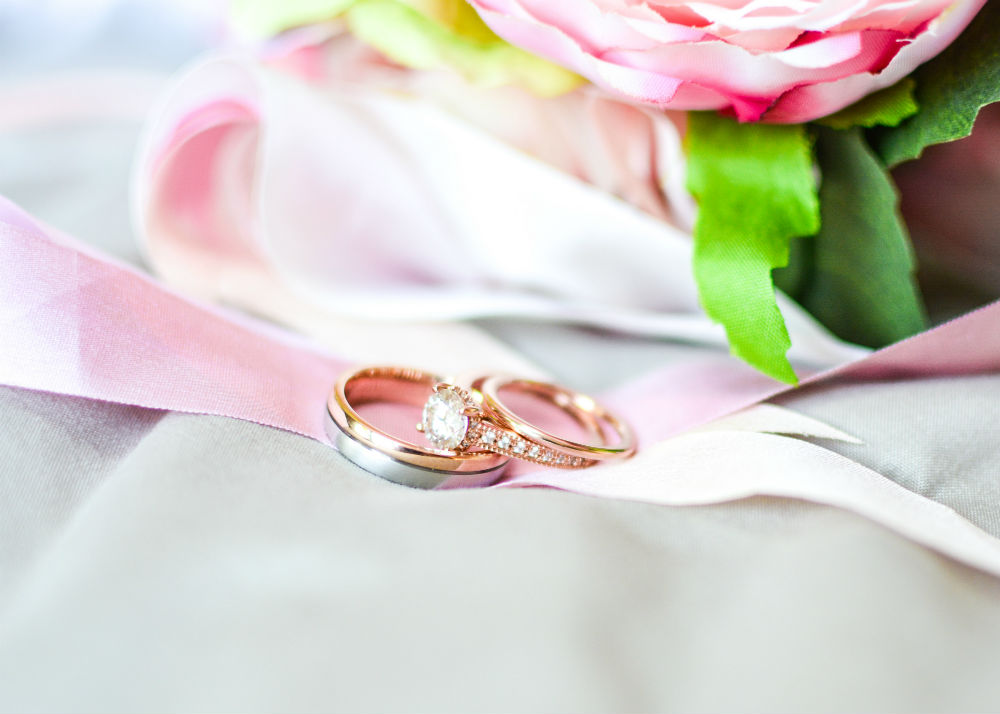 6 Trendy Rose Gold Engagement Rings for the Romantic Bride-to-Be