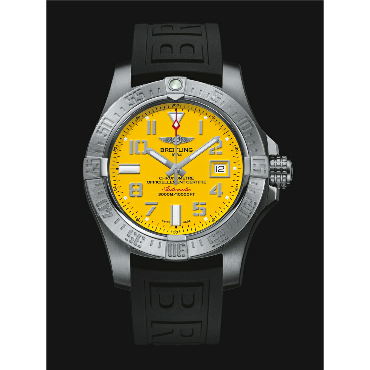 Breitling-Limited Edition Avenger II Seawolf