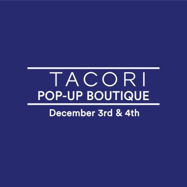 Tacori Pop-Up Boutique, 3rd & 4th Dec 2016