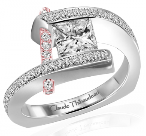 Guide to Princess Cut Engagement Rings